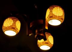 家里不同空间的灯具该怎么选择 小编来支招
