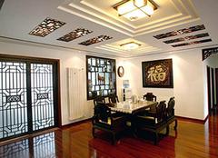 中式古典风格装修有哪些特点 为你带来古韵意气