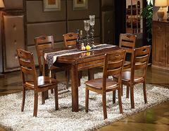 可伸缩餐桌省空间利器 根据什么选购可伸缩餐桌才对
