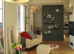 小户型公寓装修的要诀 好设计才享受