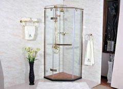 选购淋浴房有哪些招数 提升独立洗浴品质