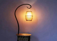 中式落地灯主要有哪些特点 你一定感兴趣