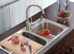 厨房水槽选购要看什么 有哪些方面呢