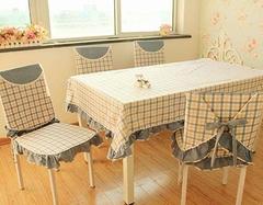 餐桌布是家具逼格利器 常见的餐桌布都是什么材质