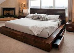卧室床的选购要点解析 助你好眠一整夜