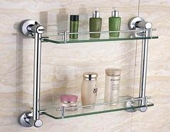 几种常见的浴室置物架材质介绍 看看你家买的是那一款