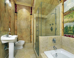 常见的浴室装修误区 为你排忧解难