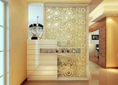 家居空间之家具隔断 打造家居更质感