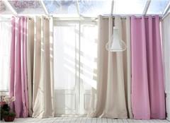 常见的窗帘的风格有哪些 怎么选择好