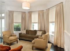 客厅窗帘颜色怎么选择好 要注意哪些