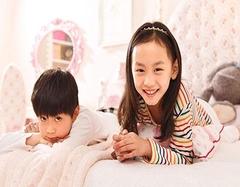 孩子的通通准备最好的 儿童床上用品同样不能疏忽