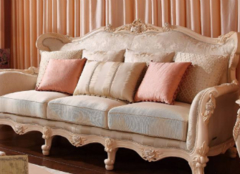 欧式布艺沙发的保养要注意哪些方面 速速收藏吧