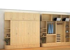 成品衣柜尺寸怎么选择 这样用的更舒适