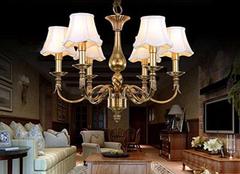 鉴别全铜灯的方法有哪些 给你高贵典雅的感觉