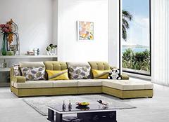 休闲布艺沙发怎么挑选 让生活更舒适
