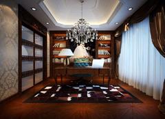 欧式书房设计的几大特点 有谁不爱