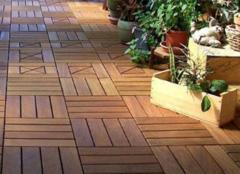 塑木地板怎么安装 过程是怎样的呢