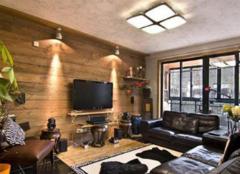 地板上墙主要有哪些好处 装饰墙面一样完美