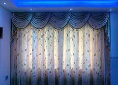 详解布艺窗帘的作用都有哪些 为家居增添风采