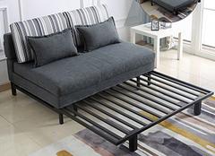 可折叠沙发的选购细节 让生活更有质