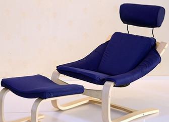 单人沙发躺椅挑选技巧 舒服不止一点点