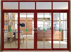 讲解选购铝合金厨房门的注意要点  厨房门选购很重要