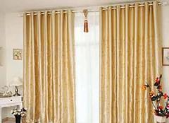 老人适合用什么样的窗帘 重要的不是好看