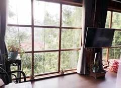 装修窗户之落地窗优缺点简析 让家居更通透