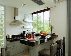 盘点几种不同风格厨房 看看你最喜欢哪一个