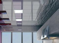 集成吊顶挑选四大原则 屋顶也能很美