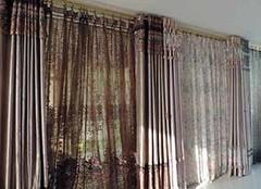 购买窗帘水很深 这4大方面不能不防