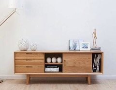 客厅电视柜举足轻重 购买一个合适的电视柜需要考虑哪些