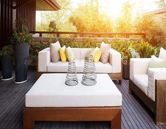 家具需要保养 盘点户外家具的保养方法都是哪些