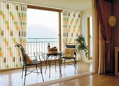 几种常见的优质隔音窗帘布料盘点 布料选择很重要
