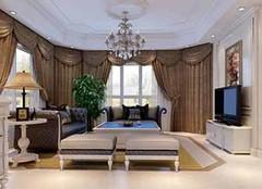 客厅窗帘颜色如何选择呢 这么搭我给满分