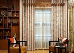 解析客厅窗帘颜色应该怎么选择