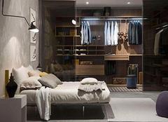告诉你装饰卧室衣帽间隐形门的技巧有哪些 怎样搭配好呢