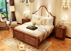 推荐四款美式卧室家具的新搭配 同种装饰也让你与众不同