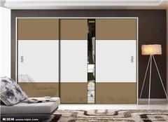 全面解析衣柜门板的板材分类有哪些 有里有面话衣柜