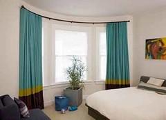 盘点选购卧室窗帘的小技巧有哪些 给你一个舒适睡眠