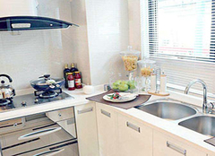 如何清理厨房中的油污 不同区域带来不同清理技巧