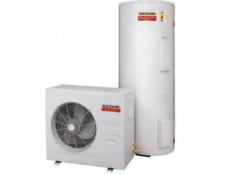 空气能热水器如何安装 与普通热水器一样