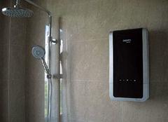 即热式热水器的安装注意点 安全才是最重要的
