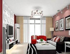 客厅不吊顶的装修妙计有哪些 装修就要特立独行