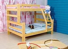 双层儿童床的优缺点分析 选择需谨慎