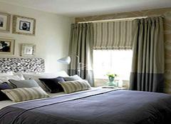 卧室窗帘如何选择合适 怎么选购卧室窗帘好