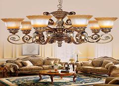 家用欧式灯具的特质有哪些 感受欧洲文化从一盏灯开始