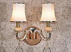 如何为家居安装欧式壁灯 选购首先要掌握技巧