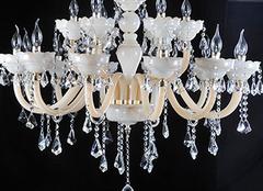欧式水晶灯有哪些选购要点 为家居带来高大上的享受