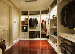 衣帽间装修有哪些注意事项 为家居带来整洁收纳